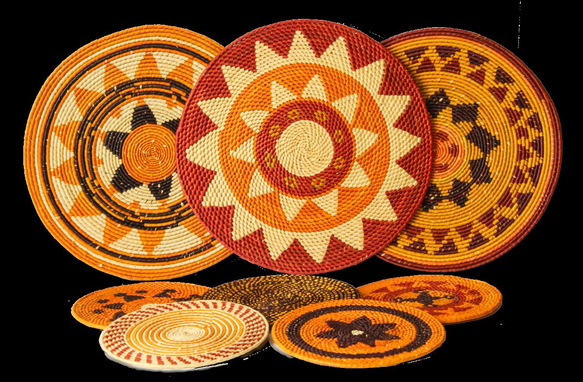 Comércio de arte e artesanato dos povos indígenas e ribeirinhos