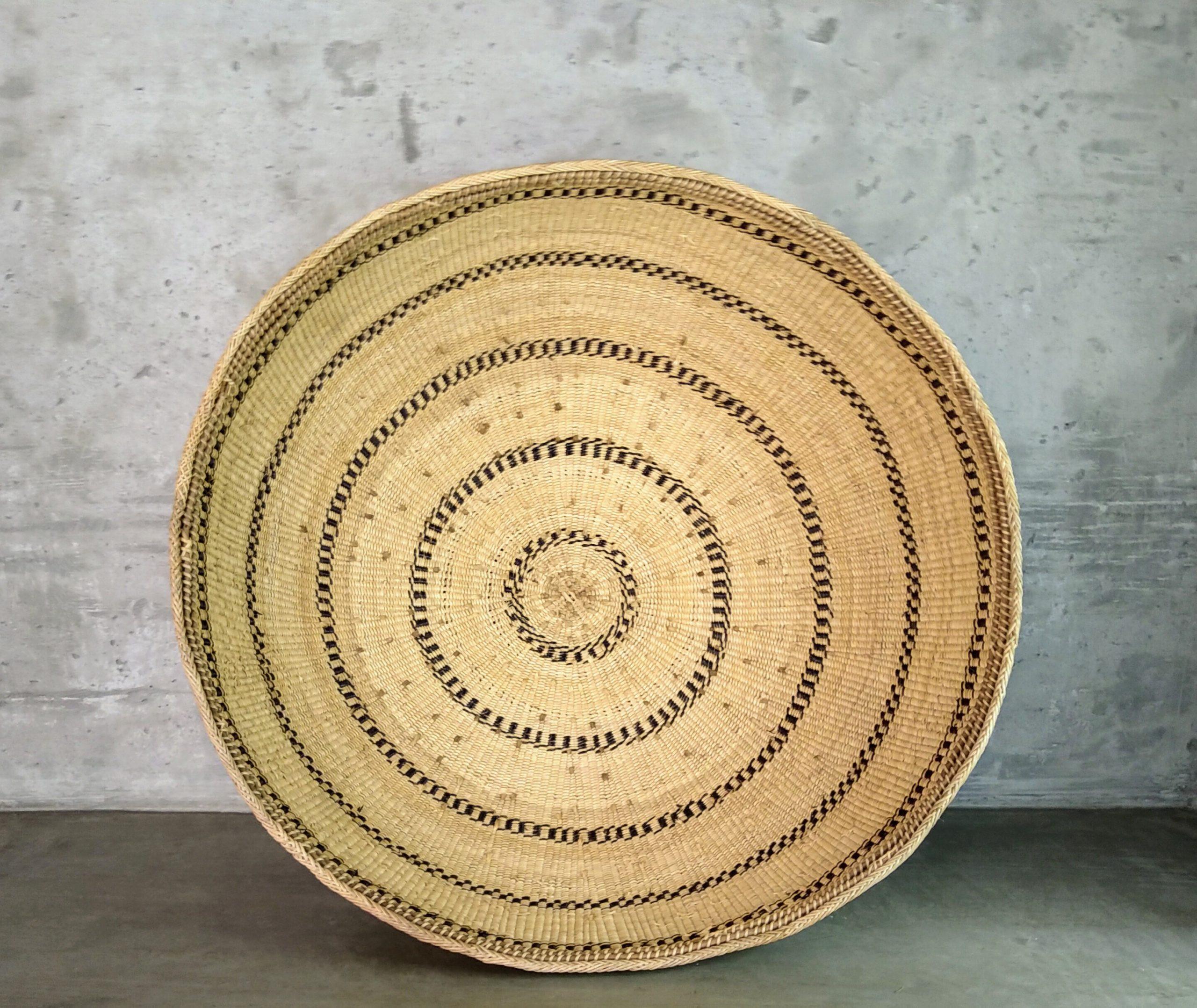 Cesto Indigena Yanomami Xotehe