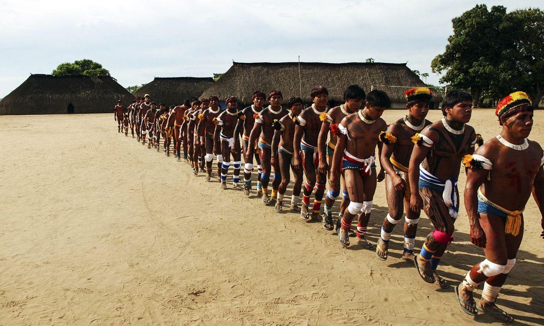 Povos Indígenas no Brasil